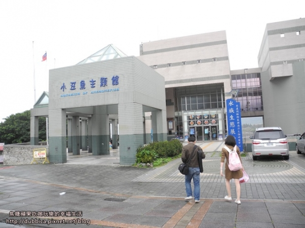[台東]小丑魚主題館