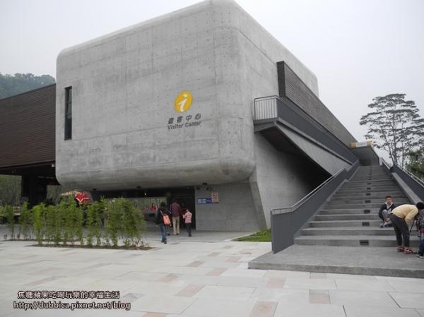 [嘉義]阿里山國家風景區-觸口遊客暨行政中心