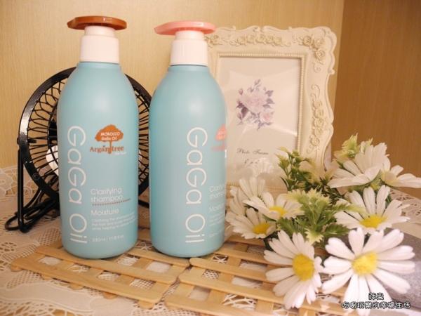 [體驗]GaGa摩洛哥5.5頭皮專科舒緩洗髮精