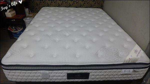 美國萊儷絲Lady菁英系列莫妮卡床墊,開啟我的舒適睡眠旅程