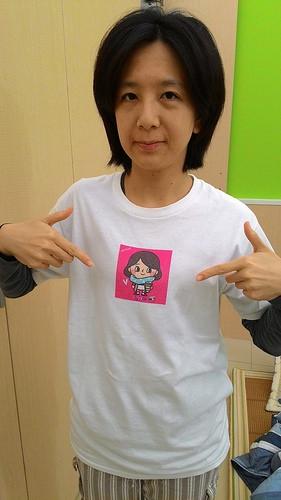 【OneT 客製化 T-shirt | 聊天機器人】~製作獨一無二的T shirt
