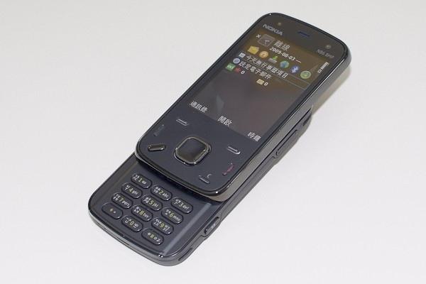 Nokia N86~剛入荷之頂級新上市智慧型手機鑑賞