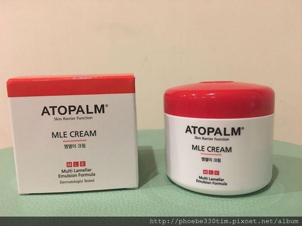(乳液)異位性皮膚炎及敏感肌膚的首選NO. ①【ATOPALM】 愛多康舒敏全效修護霜