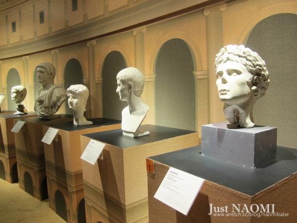 [邀稿]是羅馬帝國特展不是羅馬浴場喔~