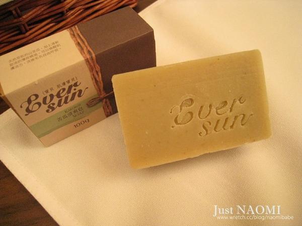[邀稿]Ever sun手工皂-肌膚最溫和的清潔