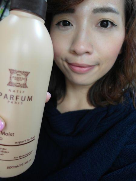 [洗髮精|髮品] parfum帕芬經典香水胜肽育髮洗髮精♥頭髮就像噴了香水一樣