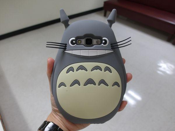[購物] 淘寶SAMSUNG:E7手機殼/保護貼♥龍貓實在是太大心了!!