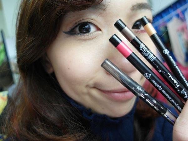 [特賣|彩妝] 2016heme喜美特賣會♥防水眼線筆便宜又好用!!
