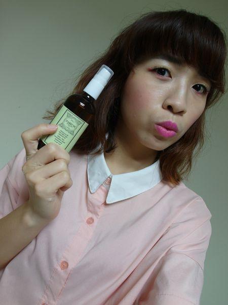 [髮品] Parfum帕芬經典香水胜肽護髮油♥快跟毛躁髮說掰掰