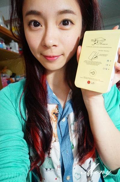 3C。我的輕巧時尚相紙美學‧LG Pocket photo 3.0