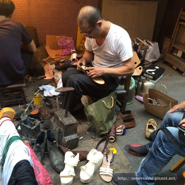 修鞋。愛鞋者一定要知道的護鞋密技!