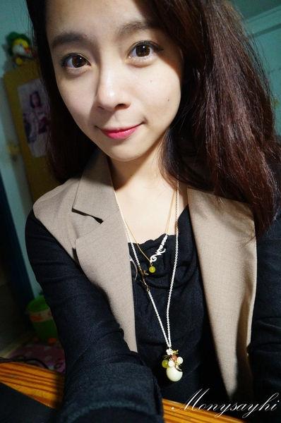 穿搭。繽紛飾品夢‧和恩雅來一場韓飾的約會吧♥