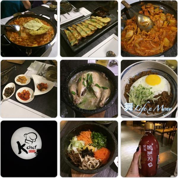 美食。激賞!道地韓式料理,沒來過別說道地。韓廚食坊K-Chef
