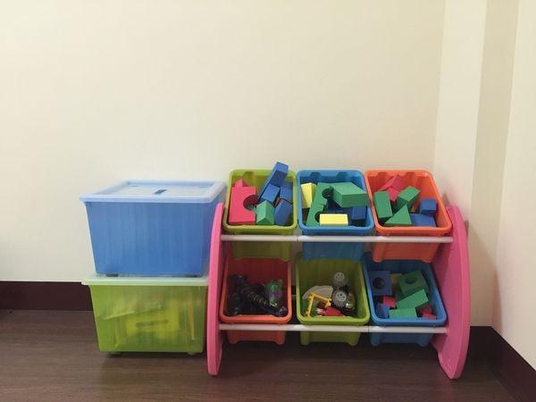 【居家布置收納篇】讓玩具找到屬於自己的家-E-HA06喵頭鷹玩具整理組