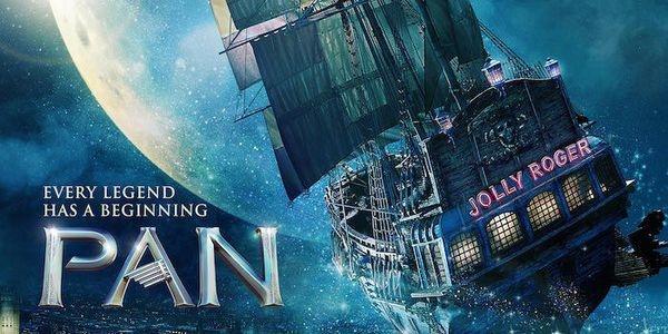 【影評】【短評】《潘恩:航向夢幻島》Pan 喬萊特的彼得潘