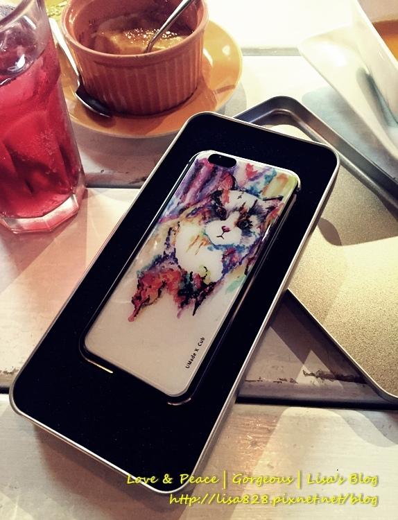 ▎購物 ▎貓奴、文青控看過來!Live in art!UMade獨特創作手機殼滿足你對藝術的喜好!