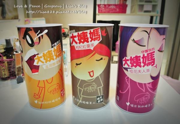 ▎保養 ▎私心大推!大姨媽暖方飲品:溫潤薑母茶,枸杞紅棗茶,桂花夫人茶~簡單完成女性生理養護!