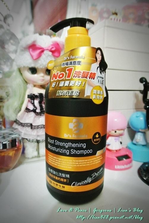 ▎保養 ▎Dr's Formula新升級髮根強化洗髮精(潤澤感) 吳依霖老師監製改善各種頭皮問題的髮品專家!