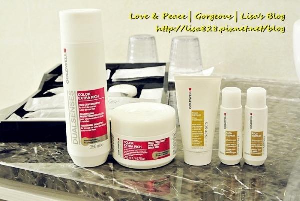 ▎試用 ▎專業沙龍級髮品GOLDWELL歌薇水感&光感洗髮精、髮膜讓我頭髮滋潤不毛躁的小秘密~
