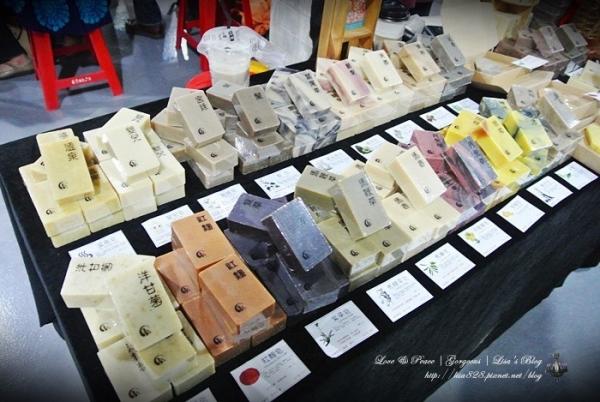 ▎保養 ▎麗莎逛市集的新發現!MIT台灣製造的芸生天然手工肥皂~洗臉洗澡一塊兒搞定!