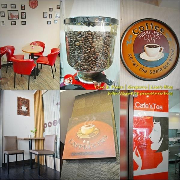 ▎美食 ▎萬華區的溫馨咖啡店Daily coffee & tea得意咖啡茶飲(東園店)讓你有老朋友的感覺!