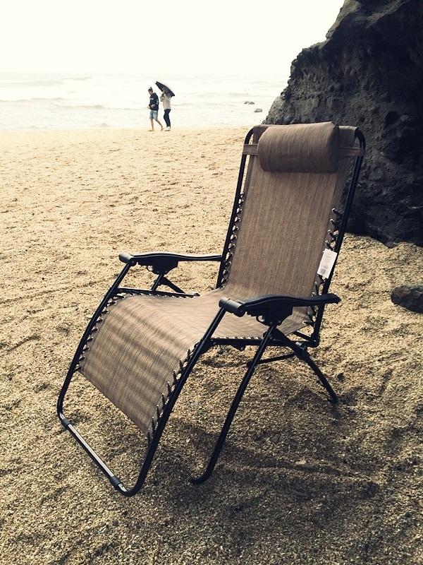 ▎購物 ▎特力屋羅德加寬舒適躺椅~家用外出用都方便的涼爽躺椅!