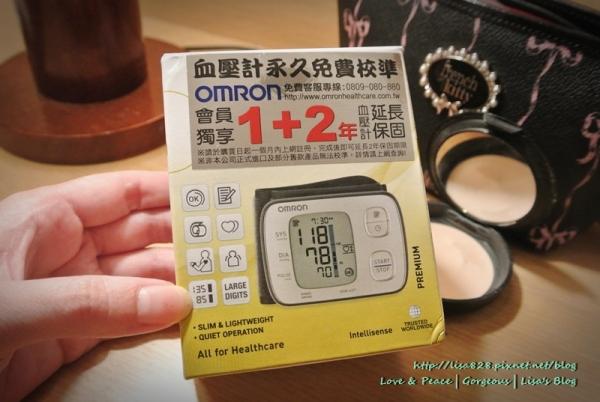 ▎保健 ▎新上市的歐姆龍手腕式血壓計HEM-6221是居家內用、外出攜帶皆宜~隨時測量健康的好幫手!