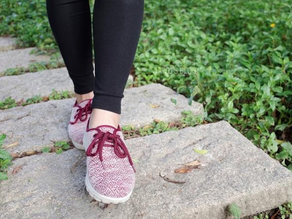 【穿搭】Bonjour 女人愛買鞋性價比高的超輕量休閒鞋x萬搭懶人豆豆鞋