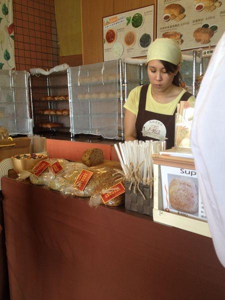 台東-東河 馬利諾廚房手工麵包