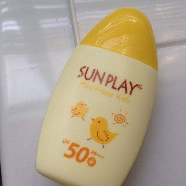 ✬曼秀雷敦✬ sunplay 防曬乳液-溫和寶貝型SPF50+ PA+++