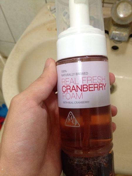 ✬NEOGEN CODE9✬ 100%新鮮 紅莓溫和洗顏慕絲