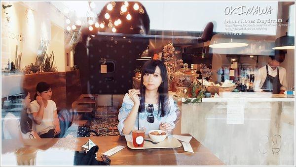 沖繩 ▍國際通巷弄內超好吃圓球造型甜甜圈 ♥ Ball Donut Park ♥ 質感特色小店BDP