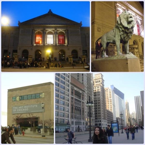 20100317~21Chicago之旅八(The Art Institute of Chicago)