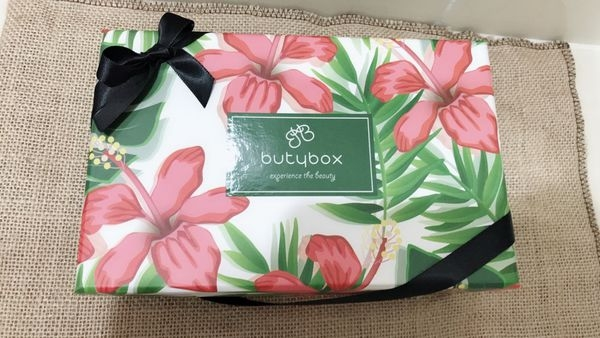 【美妝】每個月都想來一盒Butybox 2018年7月美妝體驗盒