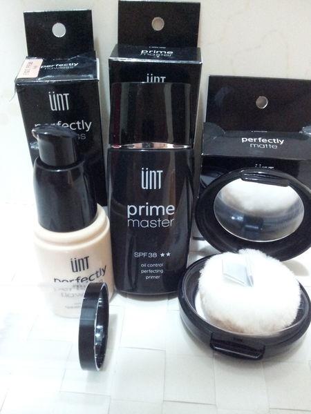 【美妝】夏季妝容長效控油UNT完美持久控油底妝系列