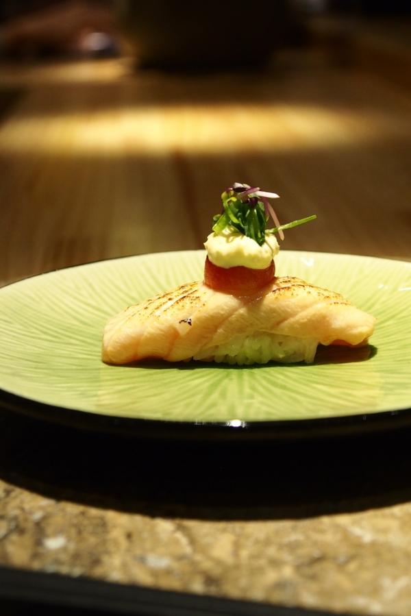 吃台中/Omakase 任信餐廳 米其林星級團隊日菜法吃無菜單料理