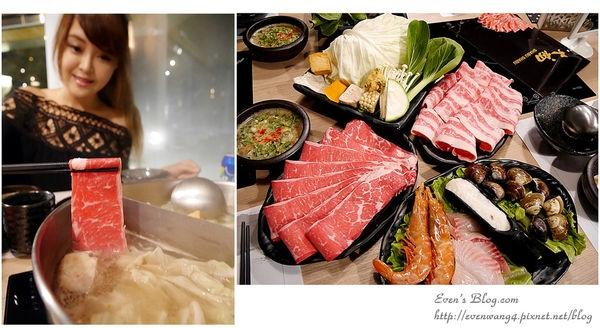 【食記。台北】以肉質取勝!CP值超高大初SHABU SHABU ♥