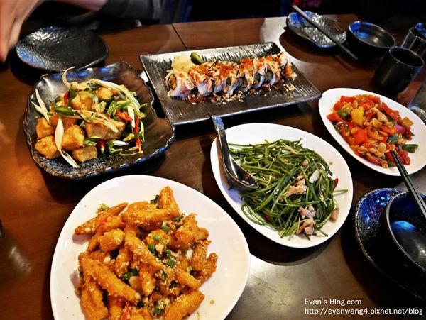 【食記。台北】伙房。榮星花園台日私藏料理,聚餐好地方 ♥