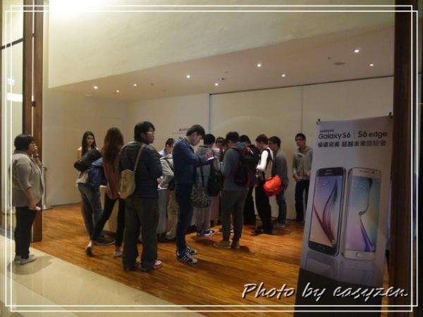 ★ePrice★極盡完美Samsung Galaxy S6超越未來體驗會~ 急速充電 曲面螢幕 超吸睛