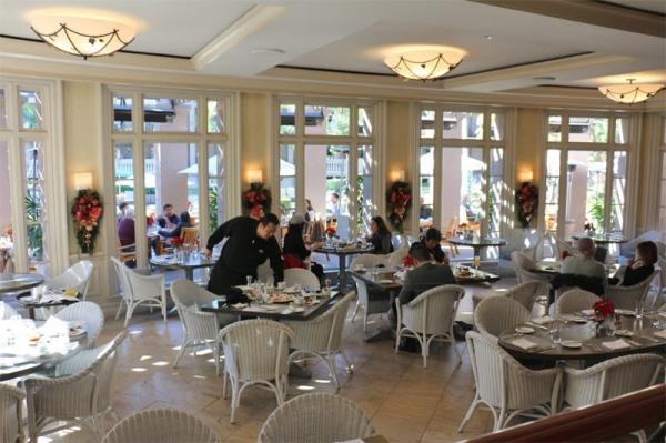 ⚡ 雷雷雷雷雷 ⚡ 五星酒店的地雷區 ⚡ 中式點心早午餐 ⚡ The Terrace ⚡
