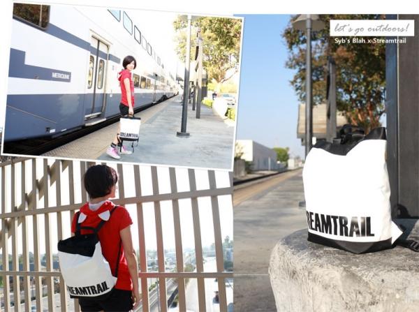 <團購> Streamtrail MULLET 防潑水二用包- 日常生活、上班上課、通勤、輕旅行的最佳夥伴