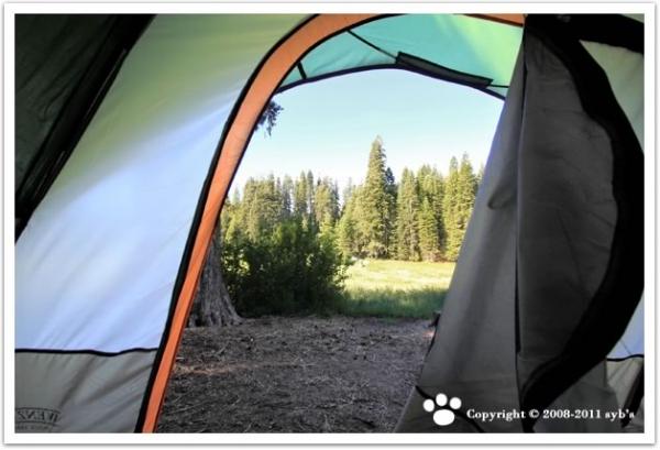久違的露營之旅-被熱天打敗了