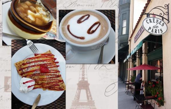 <LA> 法式可麗餅 Crepes de Paris