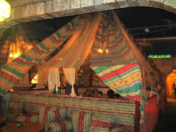 <OC> 摩洛哥餐館的生日晚餐