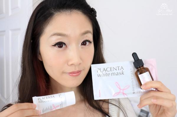 日本頂級胎盤素保養fracora :: 活膚精萃﹢全效面霜﹢集中淨白面膜 ✧文末禮✧