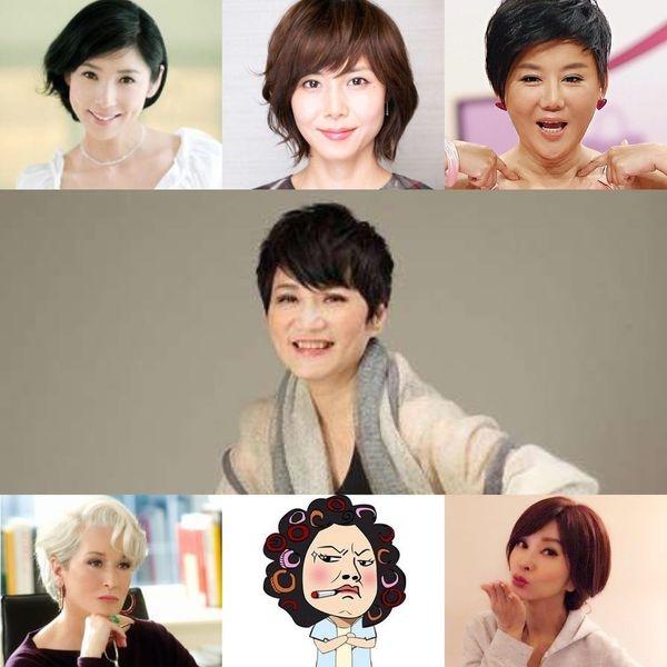 班森美髮教室單元~髮質確實會隨著年齡而改變~台北東區西門町髮型師推薦尚洋BENSON