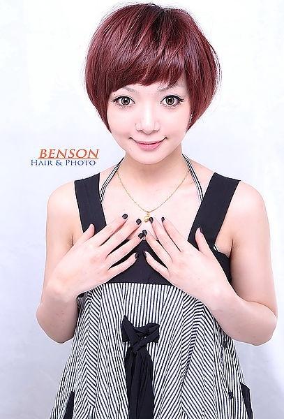 2014流行髮型~今年夏天髮型愈短愈潮流~西門町髮型設計短髮專家BENSON
