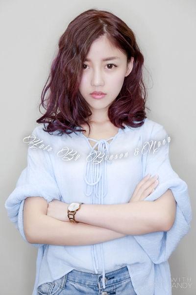 <<班森美髮教室單元>>選對髮色帶你上天堂~女孩的小心機~選對髮色能讓肌膚更顯白~台北染髮東區髮型西門町設計師BENSON