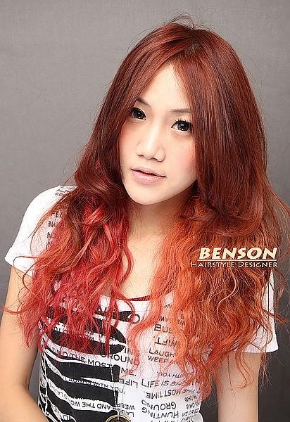 【蔡依林】妳也可以很大藝術家/明星髮型流行髮型-西門町尚洋髮型BENSON