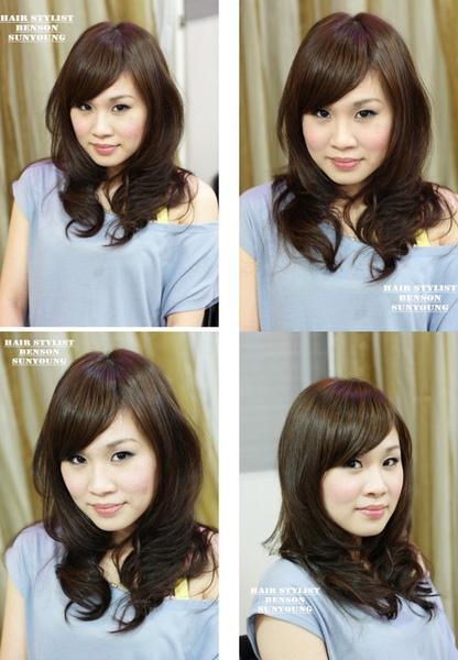 2009秋冬髮型~2010春夏超人氣流行髮型(三)